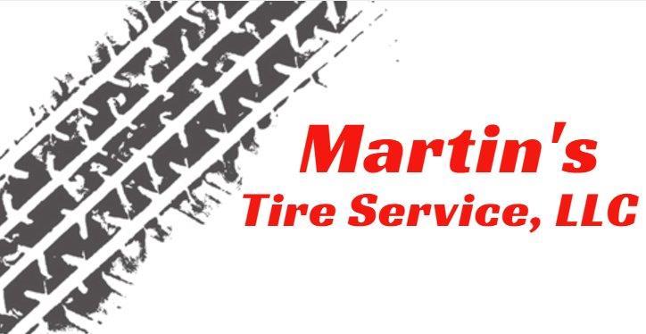 Martin's Tire Service LLC