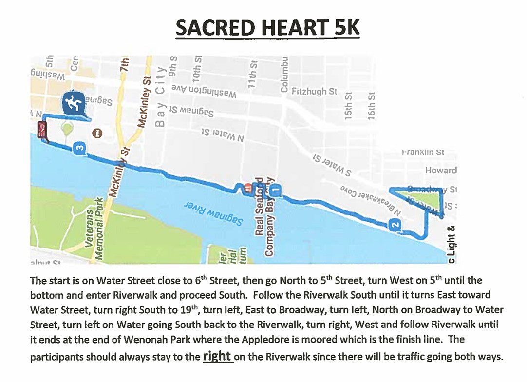 Sacred Heart Course