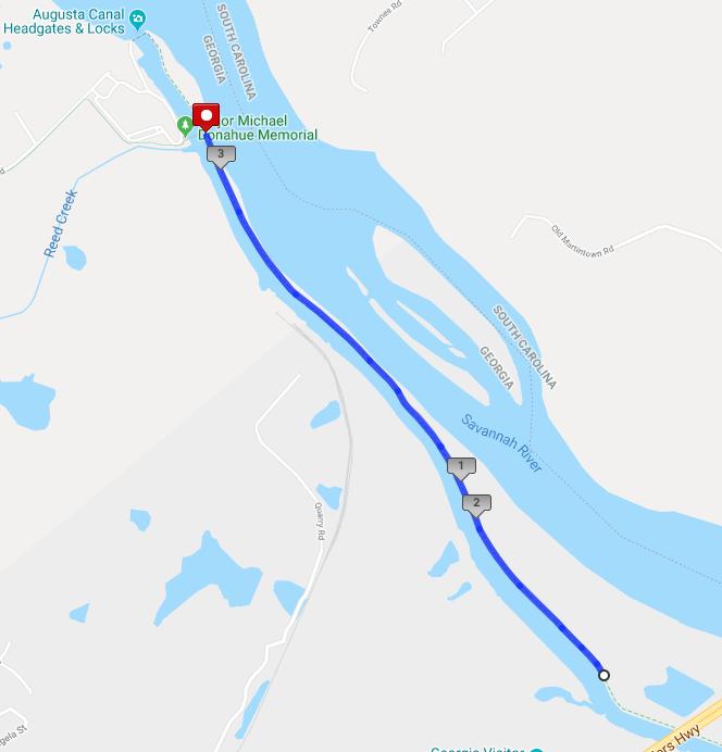 YDD 5K map