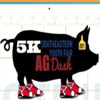 Medal Ag Dash 2021 pig