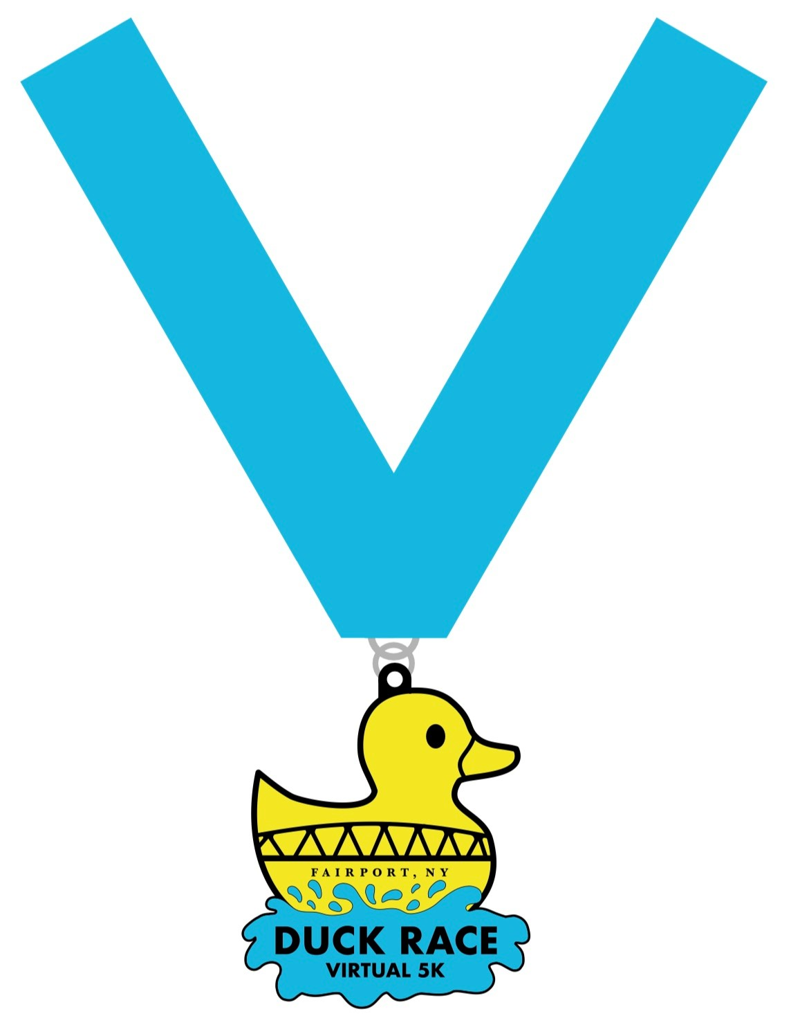 Race Medal (included with registration)
