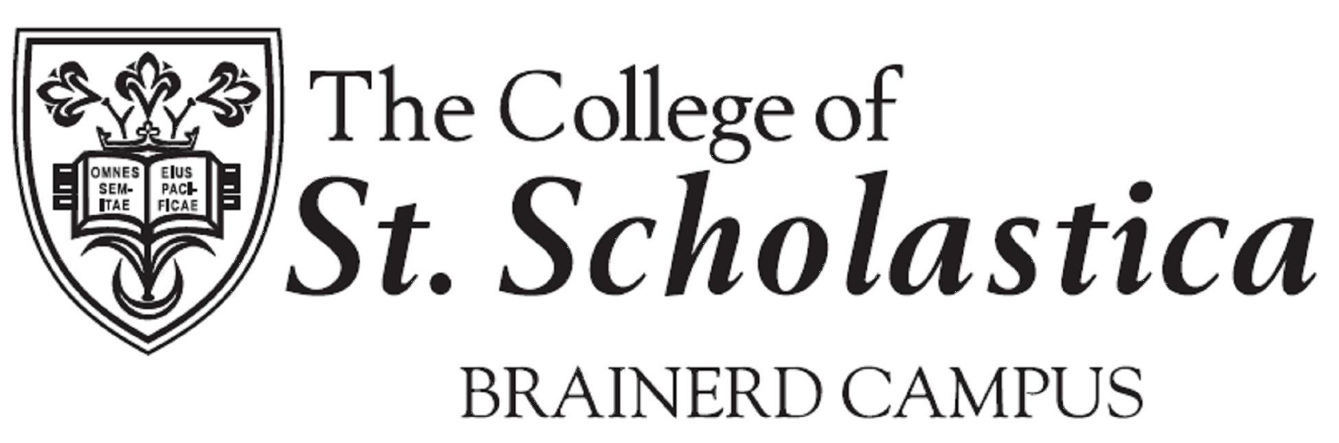 St. Scholastica Logo