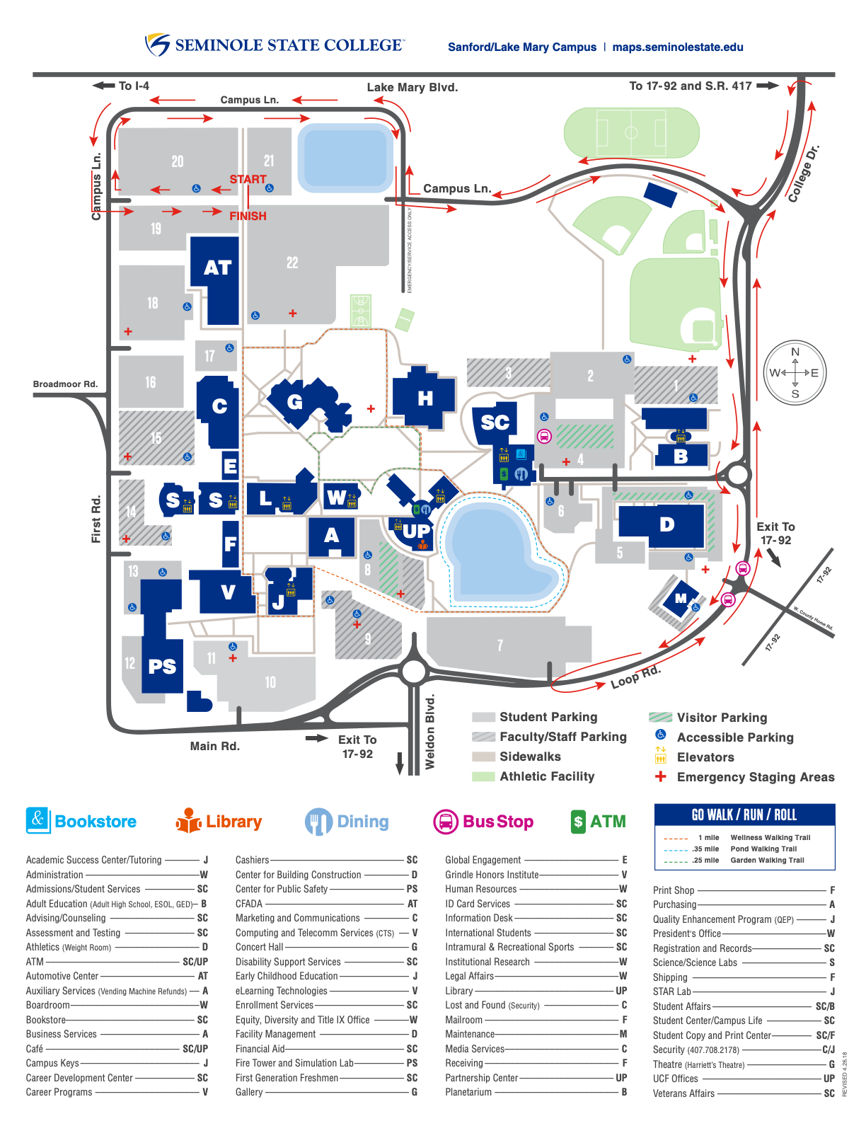 seminole state sanford campus map Growraiders5k In Sanford Fl Details Registration And Results